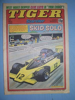 Tiger issue dated May 3 1980