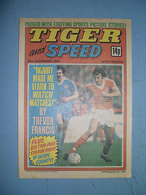 Tiger issue dated November 22 1980