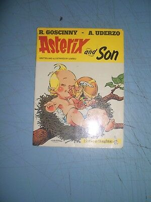 Asterix and Son 1987 Knight Books
