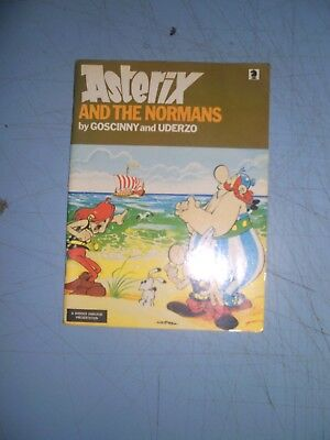 Asterix and the Normans 1984 Knight Books