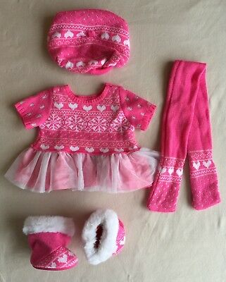 BUILD A BEAR Clothes & Shoes Outfit...Genuine