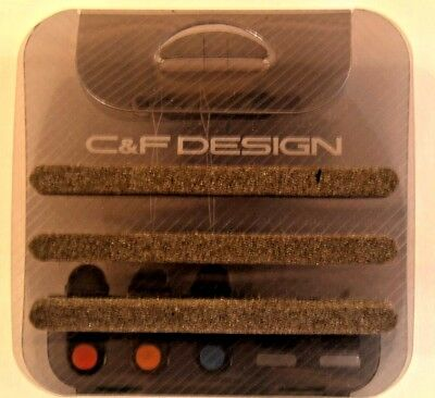 C&F Design Fly Patch with fly threaders and drying strips.