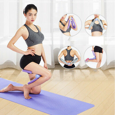 ThighMaster Leg Arm Muscle Fitness Workout Exercise Machine Gym Sports Equipment
