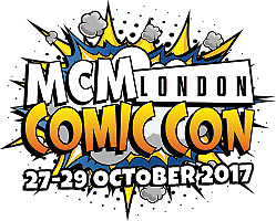 WEEKEND PRIORITY ENTRY -  McM London Comic Con October 2017