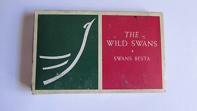 THE WILD SWANS 'SWANS BESTA' PROMO'  4 track cassingle