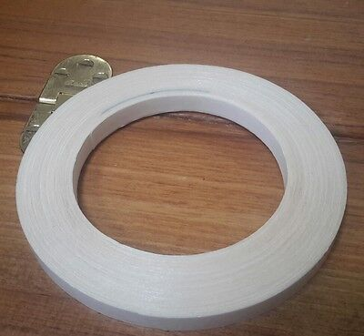 Sail and canvas double sided Basting tape for fabric & crafts. 3 mm x 20m