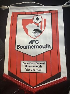 AFC Bournemouth Pennant Dean Court Road