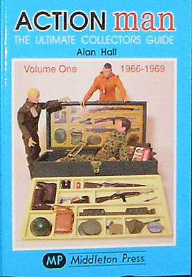 Vintage Action Man Book Ultimate Collectors Guide Volume 1 1966-1969