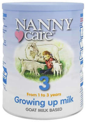 Nanny Care Growing Up Milk (2 x 400g) - Damaged item