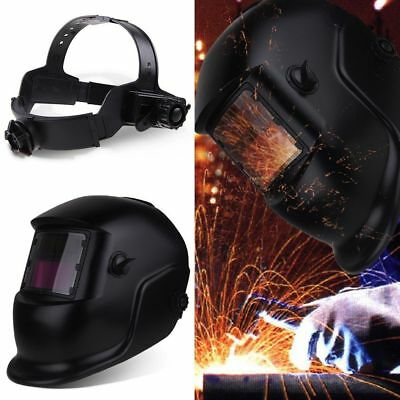 Welding Helmet Welder Protective Gear Automatically Dimming Solar Powered WS-107