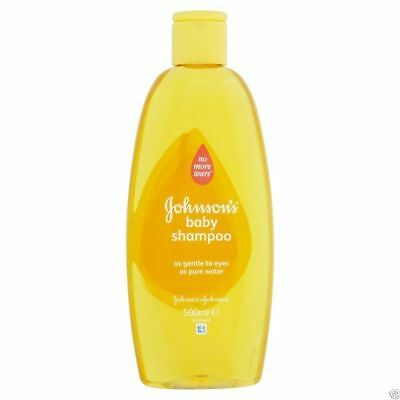 Keraiz®Johnsons Baby No More Tear Shampoo & Lotion Original Kids Child 300ml
