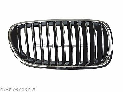 Bmw 5 F10/f11 2009 Brand New Grill Chrome Front Right 201905-2