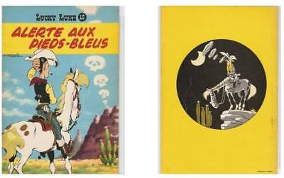 Lucky Luke 11 albums en édition originale