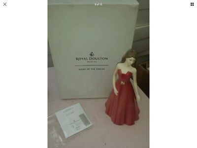 Royal Doulton Figure Of The Zodiac Aires