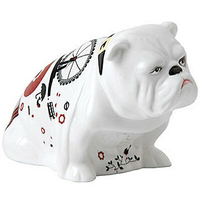 Royal Doulton British ALFIE BULLDOG ( collectible) - New / Boxed