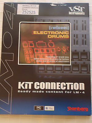 NUEVO Kit Connection Electronic Drums for LM-4 de Steinberg