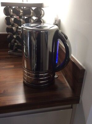 dualit stainless steel kettle  Architect
