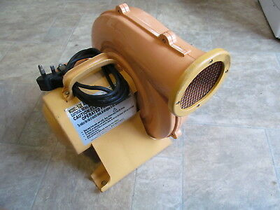 Model T-2E 400W Mains Air Blower / Inflator for Bouncy Castle / Inflatables