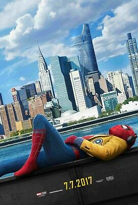 Spiderman Homecoming Poster SPHC02 PRINT A3 A4 BUY 2 GET  1 FREE
