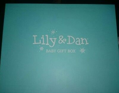 Unisex Baby Set Lily And Dan Gift Box