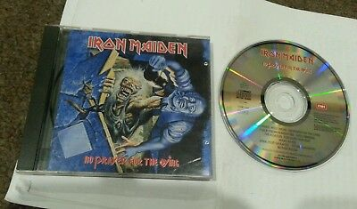 Iron Maiden - No Prayer For The Dying  Cd Album. .