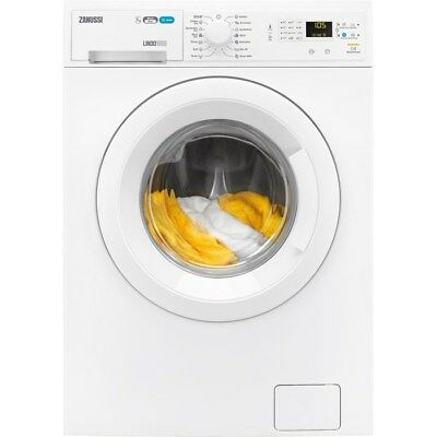 Zanussi ZWD71460NW Washer Dryer in White, 1400rpm 7kg Wash 4kg Dry, New #120
