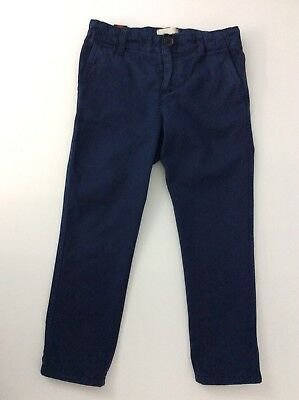 Gucci Boys Chino Pants, Trousers, Size Age 4, Blue, BEE, Jeans, Immaculate