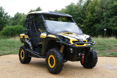 61 Can Am Commander 1000X Side By Side Buggy ***quad 4Wd Atv***