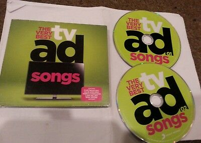 The Very  Best Tv Ad Songs  Double Cd Album