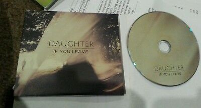 Daughter - If You Leave - CD album