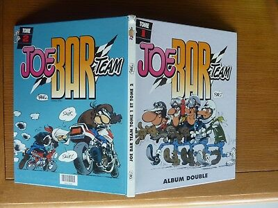 JOE BAR TEAM TOMES 1 et 2 *** DOUBLE ALBUM