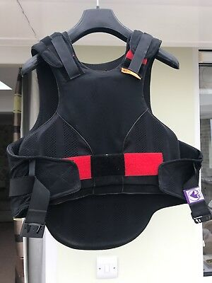 Airowear Body Protector Children's Kids LARGE - horse riding