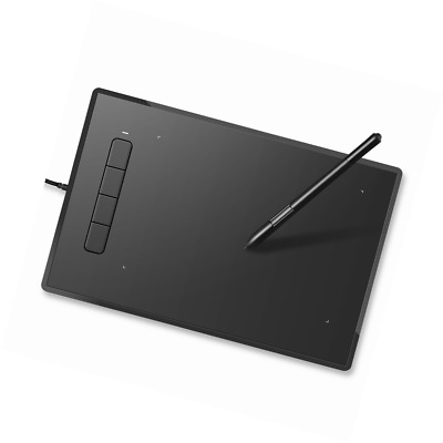 INTEY Drawing Graphics Pen Tablet Graphics Drawing Pad Wireless Graphics Tablet