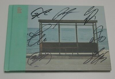 BTS Signed PROMO CD You Never Walk Alone Album Left Spring Day (No.10) FLAW