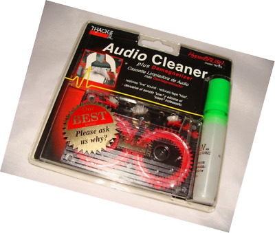 Trackmate Audio Cleaner plus Demagnetizer