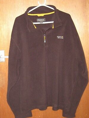 Two Regatta Mens Fleece Size XXXL