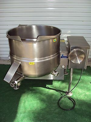Cleveland Kgl40 Gas Kettle Steam Jacketed Kettle
