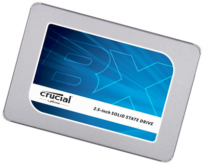 Crucial BX300 CT240BX300SSD1 2.5-inch Internal Solid State Drive, 240GB
