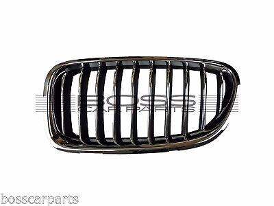 Bmw 5 F10/f11 2009 Brand New Front Left Grill Chrome 20190513