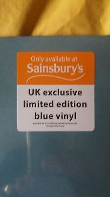 MADONNA - Ray of Light - Blue vinyl - UK Only Exclusive Edition RARE LIMITED