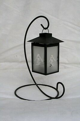 Wholesale stock job lot Oriental Garden feng-shui T-Lite lantern with stand x18