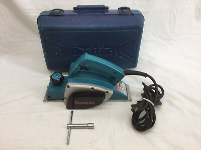 Makita Corded 4 Amp Power Planer with Case - Model N1900B