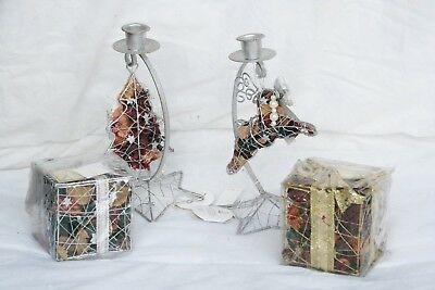 Wholesale stock job lot Christmas Pot Pourri Various Designs x31
