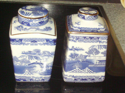 Ringtons Ceramic Caddies X Two By Wade
