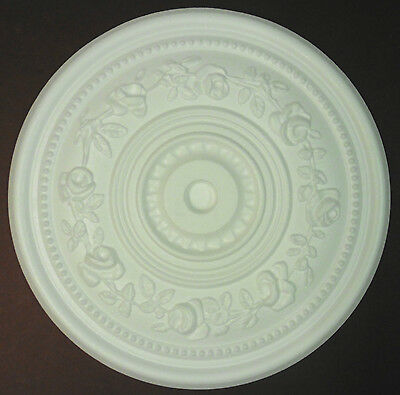 Ceiling Rose Size 400mm 'Somerset' Lightweight Polystyrene *FREE P&P*