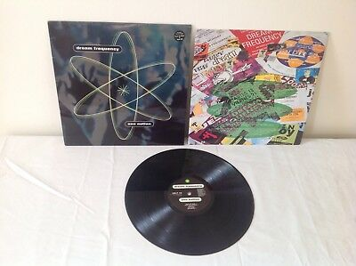 Rare 92 Dream Frequency One Nation Vinyl Album Dance Techno Feel So Real Take Me