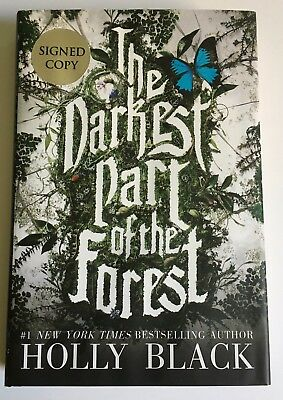 The Darkest Part of the Forest by Holly Black SIGNED 1st NEW & UNREAD