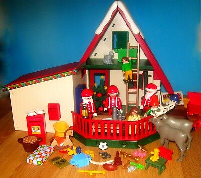 Playmobil Santa's Christmas House
