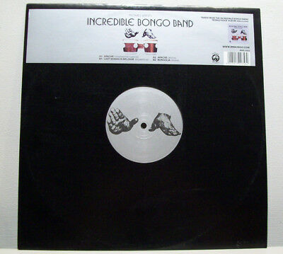 "INCREDIBLE BONGO BAND - apache 12"" B-BOY BREAKS funk drums GRANDMASTER FLASH"