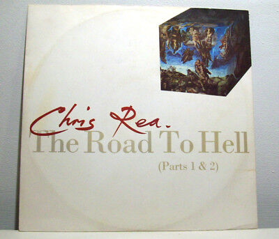 """CHRIS REA - josephine / the road to hell 12"""" BALEARIC classic EXTENDED MIX"""